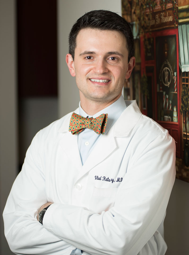 Dr. Vlad Ratushny MD, PhD